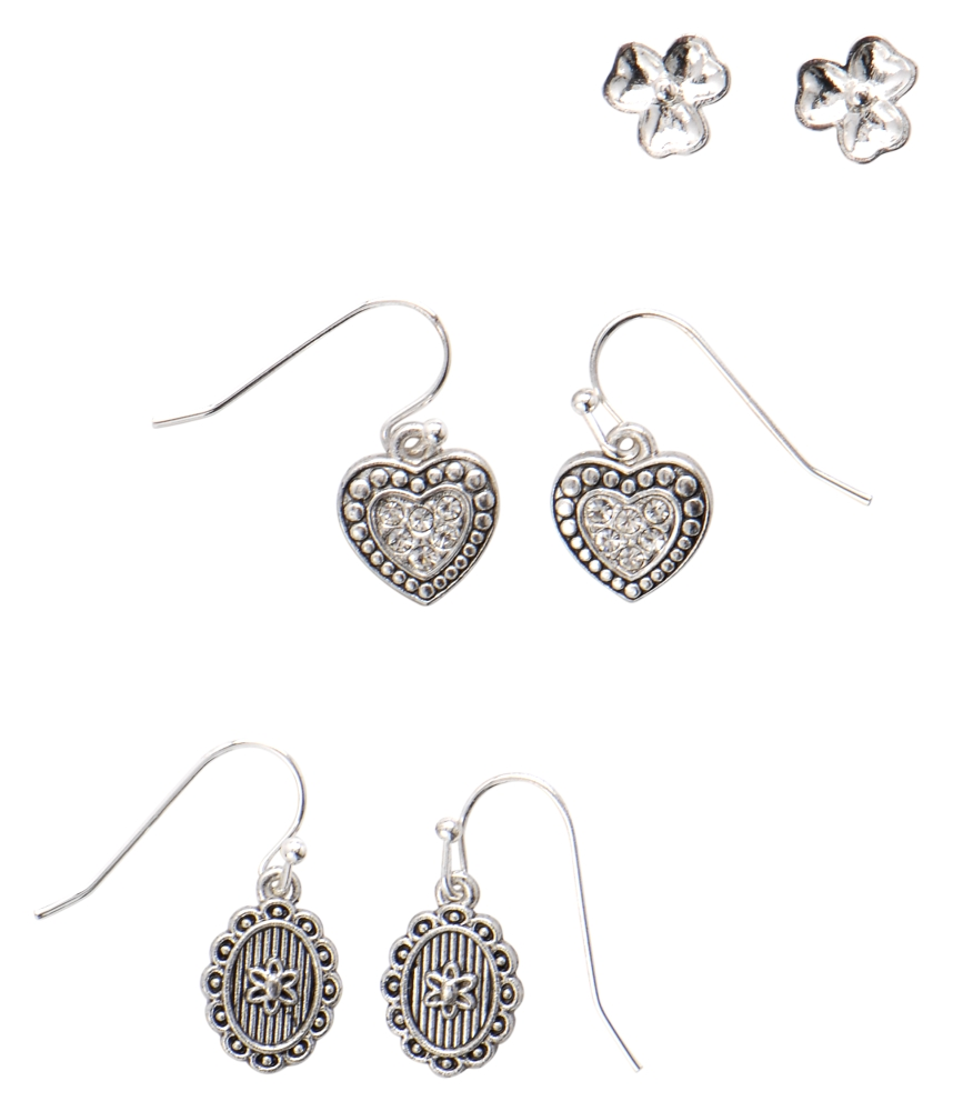 Aeropostale Earring Jewelry Set New-Aeropostale Earring Set